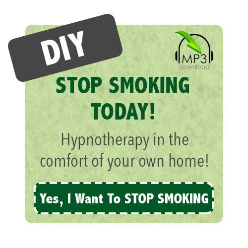 DIY Stop smoking with hypnotherapy